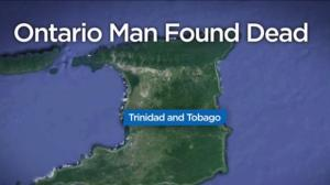 Ontario man murdered in Trinidad
